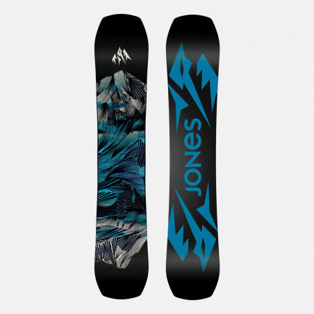 Jones Men's Mountain Twin Snowboard