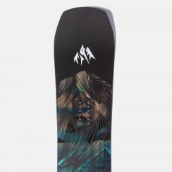 Jones Men's Mountain Twin Snowboard close up detail