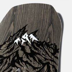 Jones Men's Ultracraft Snowboard close up detail