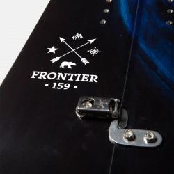 Jones Men's Frontier Splitboard close up details