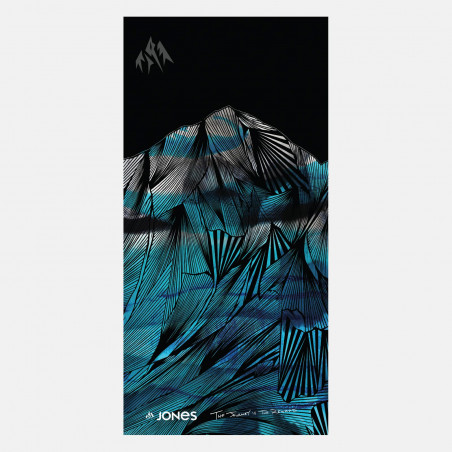 Mountain Twin neckwarmer artwork