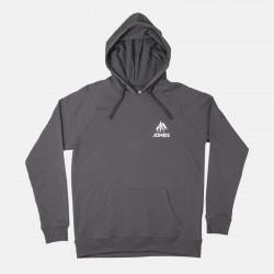 Truckee hoodie - gray