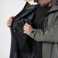 Internal drop pockets