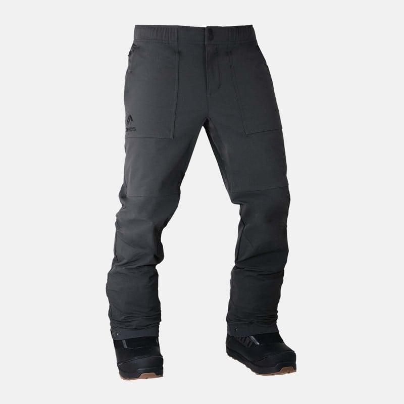Jones outerwear High Sierra pants in stealth black