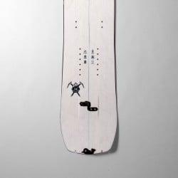 Jones Men's Solution Splitboard, close up detail
