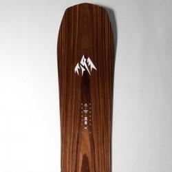 Jones Women's Flagship Snowboard, close up detail